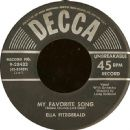 Ella Fitzgerald - My Favorite Song