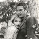 Steve McQueen and Tuesday Weld - 454 x 580