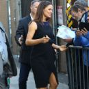 Jennifer Garner – Leaving 'Jimmy Kimmel Live!' in Hollywood
