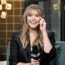 Elizabeth Olsen – On AOL Build in NYC
