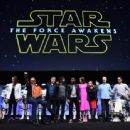 'Star Wars: The Force Awakens' at Star Wars Celebration - 454 x 338