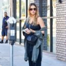 Jessica Alba out and about in Los Angeles (November 22, 2017)