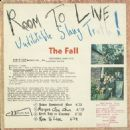 The Fall - Room to Live: Undilutable Slang Truth!