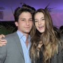 "The Secrect Life of the American Teenager costars Shailene Woodley and Darren Kagasoff reunited, February 20, at the Vanity Fair And Juicy Couture ""Vanities"" 20th Anniversary party"