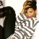 Rihanna Glamour Magazine March 2010 Pictorial Photo - Hungary