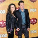 Audrey Murdick and Jeff Dunham - 381 x 594