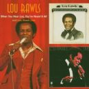 Lou Rawls - When You Hear Lou, You've Heard It All / Live