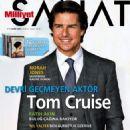 Tom Cruise - Milliyet Sanat Magazine Cover [Turkey] (October 2016)