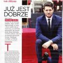 Michael Bublé - Gala Magazine Pictorial [Poland] (9 September 2019) - 454 x 642