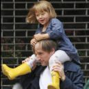 Spike Jonze & Matilda Ledger
