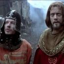 Daniel Coll as  York Captain and Richard Leaf as Governor of York in Braveheart (1995) - 454 x 193