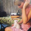 Taylor Swift's new cat, Olivia