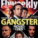 Ryan Gosling, Emma Stone, Josh Brolin, Marlon Brando, Al Pacino, Robert De Niro - Fbweekly Magazine Cover [United States] (20 January 2013)