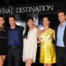 """The Final Destination"" - Los Angeles Premiere"