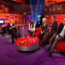 Mila Kunis: on the Graham Norton Show