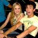 Amanda Joy AJ Michalka and Joe Jonas