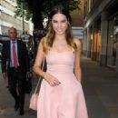 Amber Le Bon – Magnum VIP Launch Party in London - 454 x 777