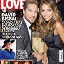 David Bisbal and Rosanna Zanetti - 454 x 619