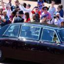 Prince Harry Marries Ms. Meghan Markle - Windsor Castle - 454 x 302