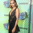 CARA DELEVINGNE at 'Suicide Squad' Premiere in New York 08/01/2016 - 454 x 848