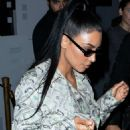 Kim Kardashian at Delilah in West Hollywood
