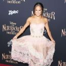 Misty Copeland – 'The Nutcracker And The Four Realms' Premiere in LA - 454 x 619