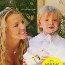Britney Spears - OK! Magazine - 15 August 2008