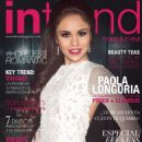 Paola Longoria for In Trend magazine - 454 x 588