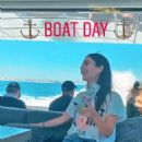 Victoria Justice and Madison Reed – Boat Day – Personal
