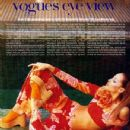 Christy Turlington - Vogue Magazine Pictorial [United Kingdom] (February 1993) - 349 x 479