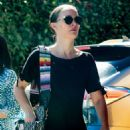 Natalie Portman – Arriving for a lunch in LA