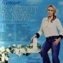 Patsy Kensit - Celebs On Sunday Magazine Pictorial [United Kingdom] (20 February 2011) - 454 x 627