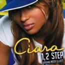 Cierra Album - 1 2 Step (Promo VLS)