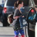 Jennifer Love Hewitt – Leaving the gym in Santa Monica - 454 x 681