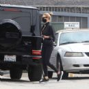 Rosie Huntington-Whiteley – Seen leaving a gym in West Hollywood - 454 x 488