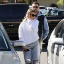 Sofia Richie – Out for coffee in Woodland Hills
