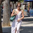 Selma Blair – Seen Out in Los Angeles - 454 x 621