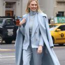 Karlie Kloss – Leaving Ralph Lauren Show in New York - 454 x 726