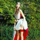 Cara Delevingne Vogue Korea December 2012