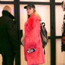 Suki Waterhouse Out for a Meeting in New York 03/11/2019 - 454 x 681
