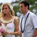 Adam Sandler and Brooklyn Decker