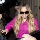 Mariah Carey – Arrives at Craig's in West Hollywood - 454 x 402