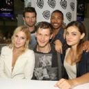 Warner Bros Entertainment at Comic-Con International 2013 - Day 3