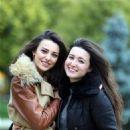 Tuvana Türkay : Vatan Newspaper Photo Shoots