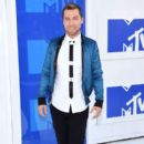 Lance Bass attends the 2016 MTV Video Music Awards at Madison Square Garden on August 28, 2016 in New York City