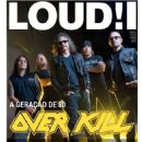 Overkill - Loud Magazine Cover [Portugal] (February 2019)