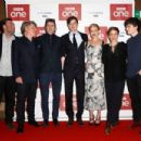 Actor Aneurin Barnard attends the photocall of the world premiere screening of BBC One drama SS-GB on January 30, 2017 in London, United Kingdom - 454 x 303