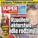 Bronisław Cieślak - Super Express Magazine Cover [Poland] (18 January 2020)