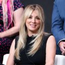 Kaley Cuoco – 'Harley Quinn' Panel at 2019 TCA Summer Press Tour in Los Angeles