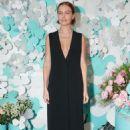 Lara Worthington – Tiffany Paper Flowers Event in New York City